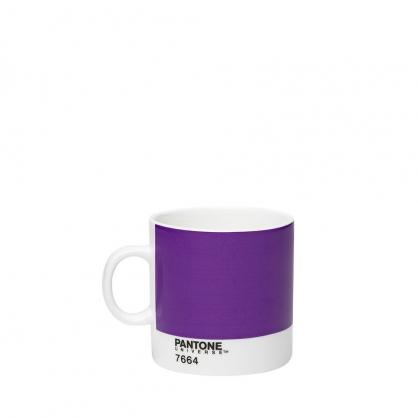Pantone 色票濃縮杯 (爭豔紫)