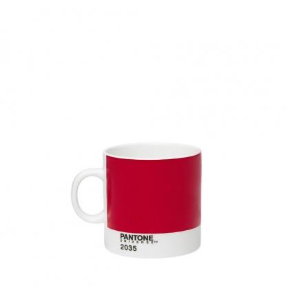 Pantone 色票濃縮杯 (熱情紅)