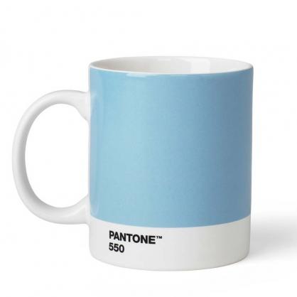 【新色】Pantone 色票馬克杯 550C 冰河藍