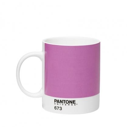 Pantone 色票馬克杯 673 嬌貴粉