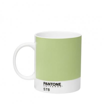Pantone 色票馬克杯 578 抹茶牛奶