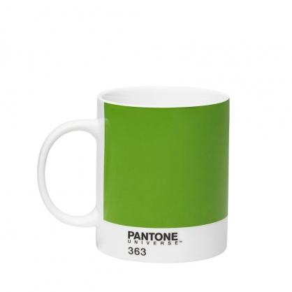 Pantone 色票馬克杯 363 森林綠