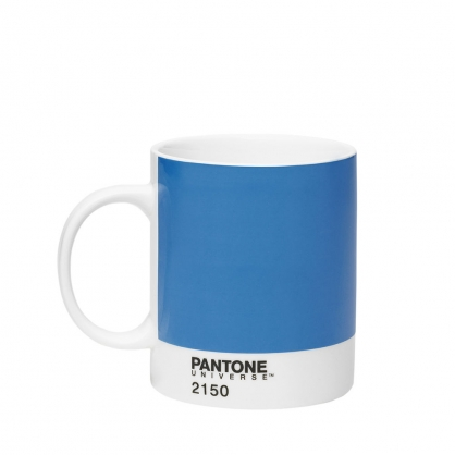 Pantone 色票馬克杯 2150C 晴空藍
