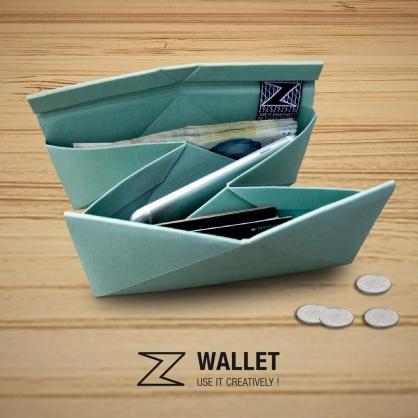 ZONN 長夾 Z-Wallet