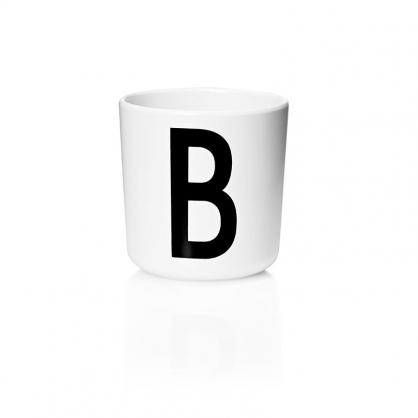 DESIGN LETTERS 兒童字母杯 - B