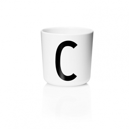 DESIGN LETTERS 兒童字母杯 - C