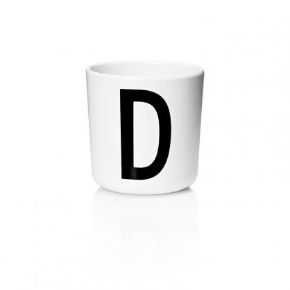 DESIGN LETTERS 兒童字母杯 - D