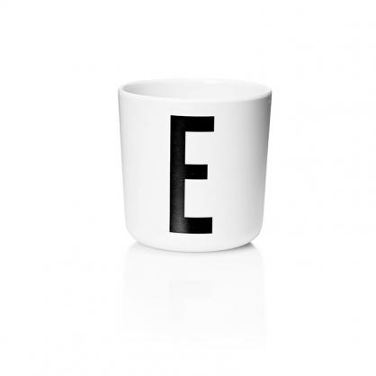 DESIGN LETTERS 兒童字母杯 - E