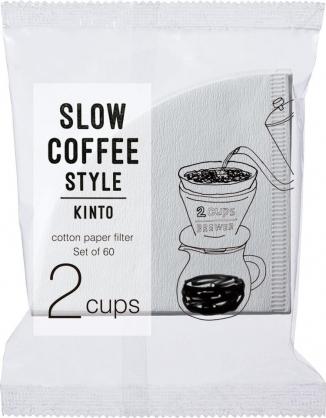 KINTO SCS 日製濾紙(2杯)