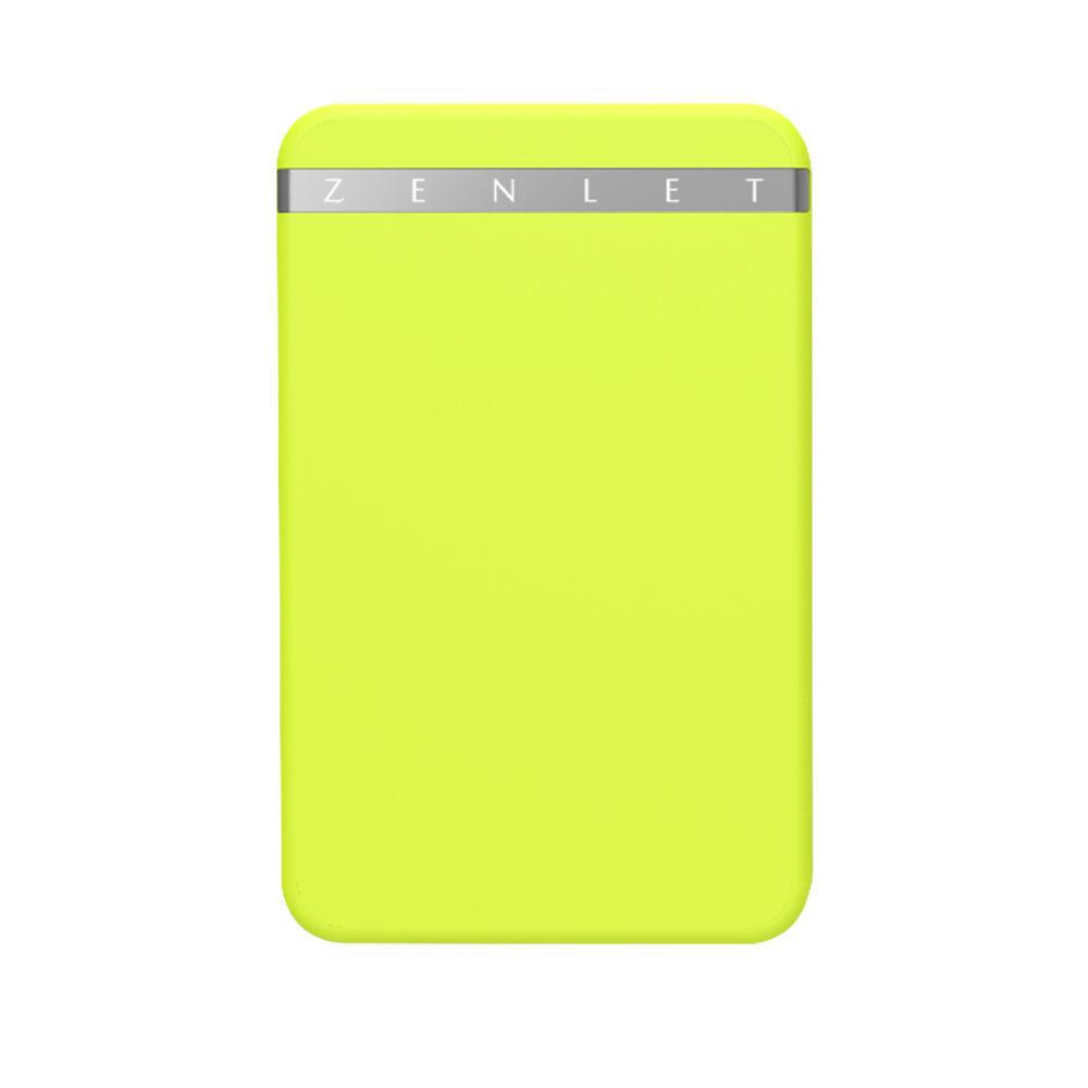 ZENLET  行動錢包(限量夏日螢光)+RFID屏蔽卡