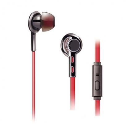 THOMSON 精密陶瓷耳機 TM-TAEH04M 扁線設計