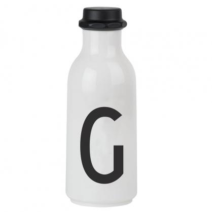 DESIGN LETTERS 字母水瓶 - G