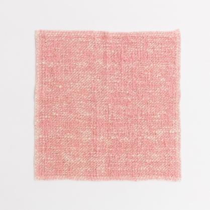 Caracol 和風有機棉手巾 粉橘