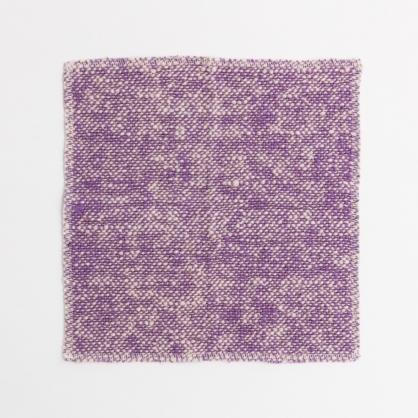 Caracol 和風有機棉手巾 粉紫