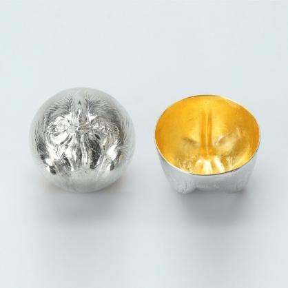 NOUSAKU 能作 金箔生肖造型杯 (雞)