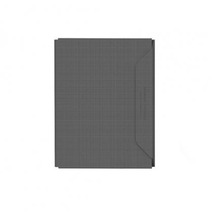 質感A4文件收納夾 NoteBook Modular 黑
