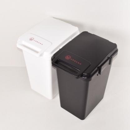 URBANO 北歐風 連結式垃圾桶 45L(兩色)