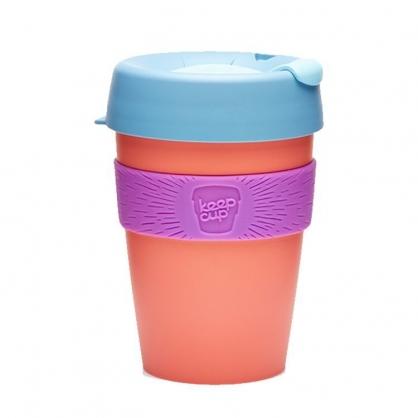 Keep Cup 隨身咖啡杯 M (340ml 杏桃)