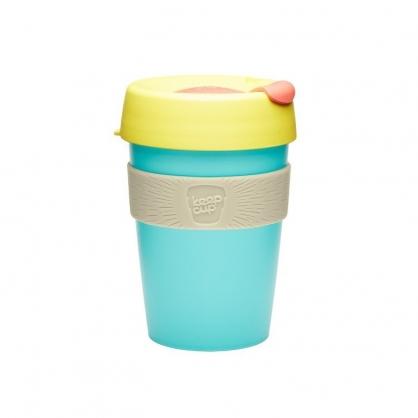 Keep Cup 隨身咖啡杯 M (340ml 綠松石)