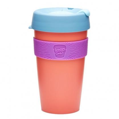 Keep Cup 隨身咖啡杯 L (454ml 杏桃)
