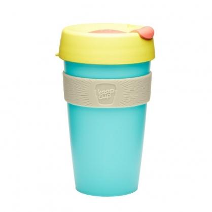 Keep Cup 隨身咖啡杯 L (454ml 綠松石)