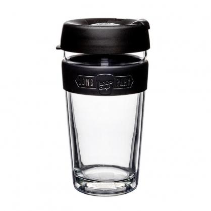 Keep Cup 雙層隔熱杯 L 黑色幽默