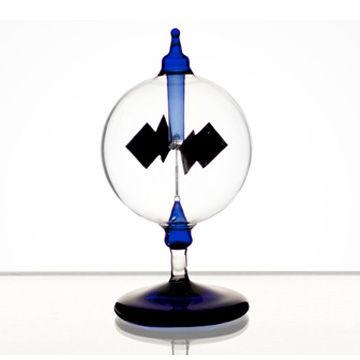 賽先生 太陽能風車(光能輻射計) 湛海藍 小12cm