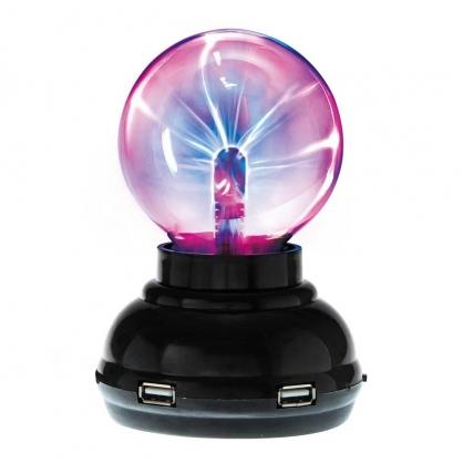 賽先生 Plasma 電漿球/靜電球(USB hub功能)