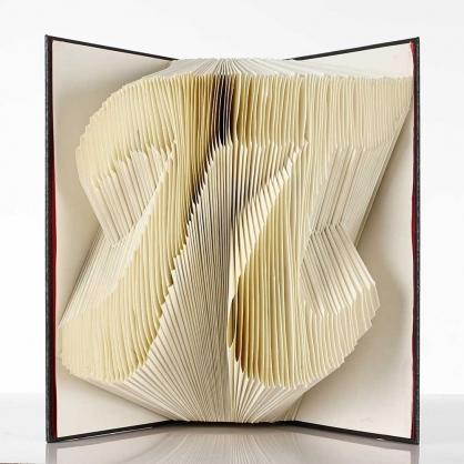 賽先生 3D摺紙筆記本(七種圖案在同一本)