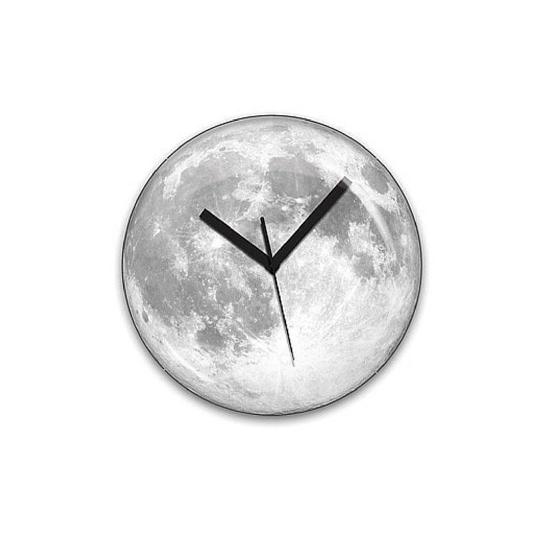 賽先生  夜光月球時鐘