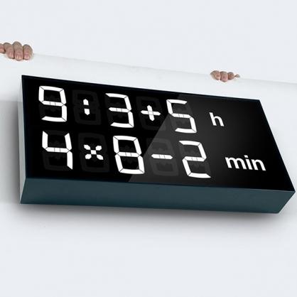 賽先生 Albert數學時鐘