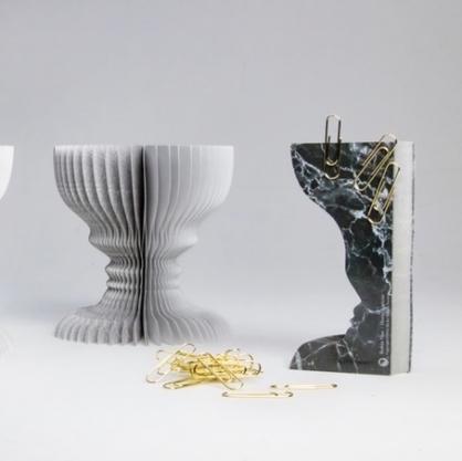 賽先生 魯賓杯自黏便條紙 (人類演化)