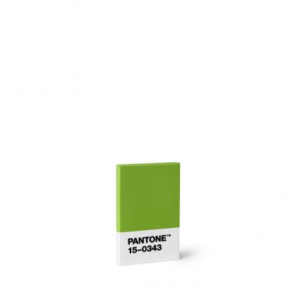 Pantone 色票名片夾 (綠色)