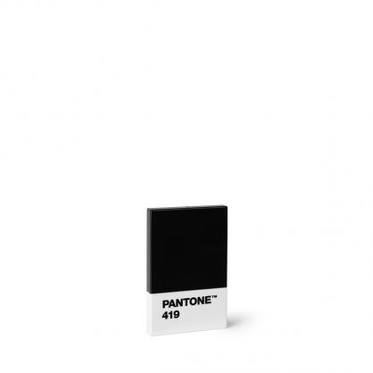 Pantone 色票名片夾 (黑色)