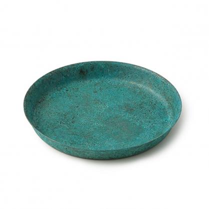 tone 圓滿銅彩盤 (銅藍 M)