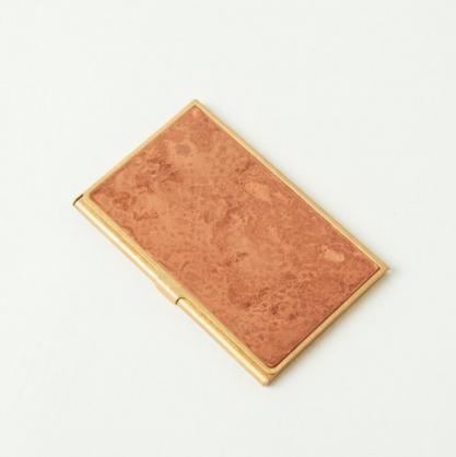 tone 銅彩名片盒 (斑紋荒銅)
