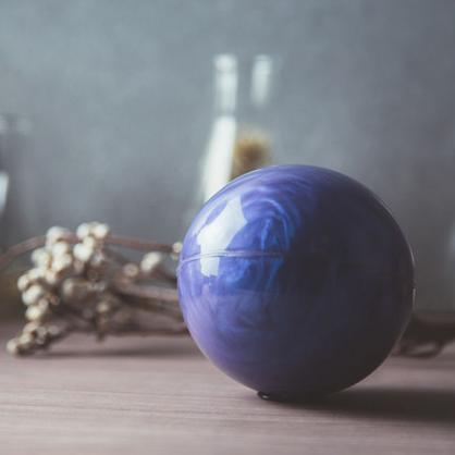 賽先生 有彈力的療癒迷幻星球 (海王星紫)