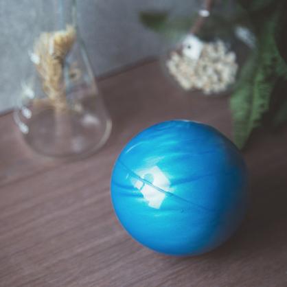 賽先生 有彈力的療癒迷幻星球 (地球藍)