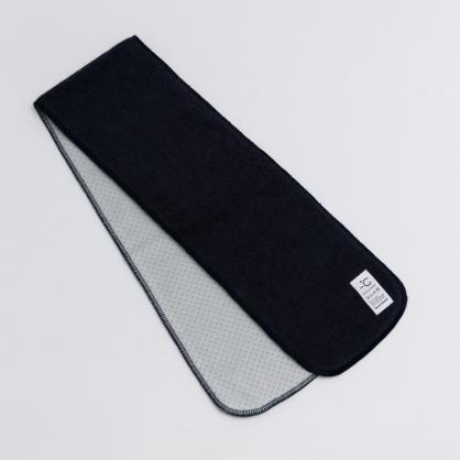 -℃ MINUS DEGREE 降溫涼感手巾 Sport 藍黑