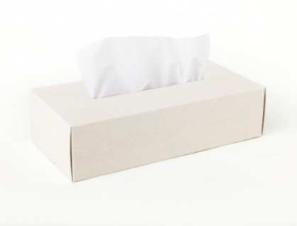 Tissue Box Case 面紙盒(米)