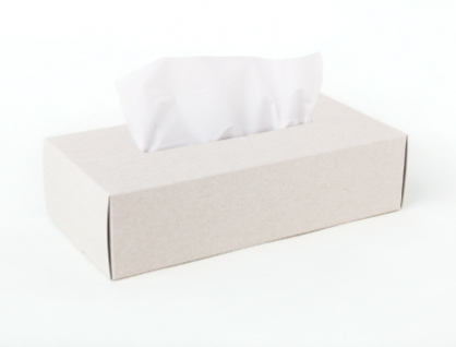 Tissue Box Case 面紙盒(灰)