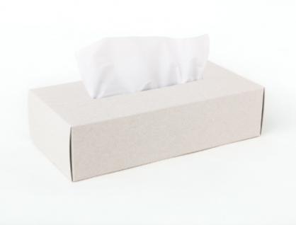 Tissue Box Case 面紙盒(灰)