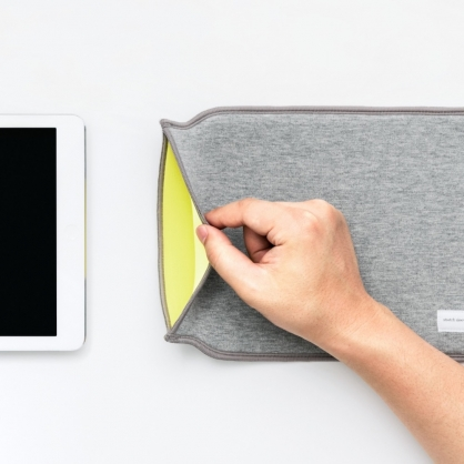 Light Fitter 輕巧保護套(iPad mini,灰)