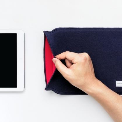 Light Fitter 輕巧保護套(iPad mini,海軍藍)