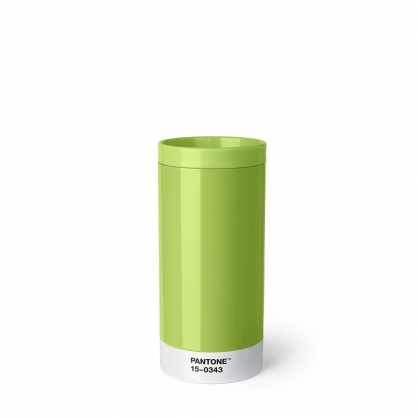 Pantone 色票保溫隨行杯(森林綠)
