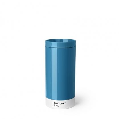 Pantone 色票保溫隨行杯(縹藍)