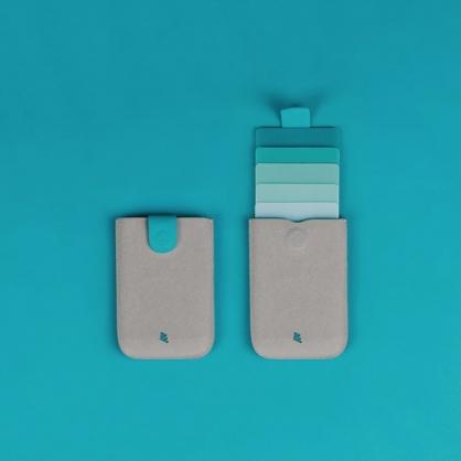 DAX V2 卡片收藏夾(青)