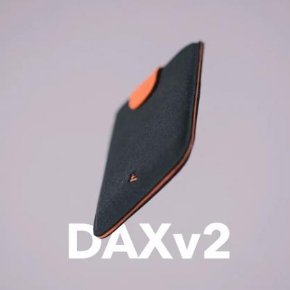 DAX V2 卡片收藏夾(紅)