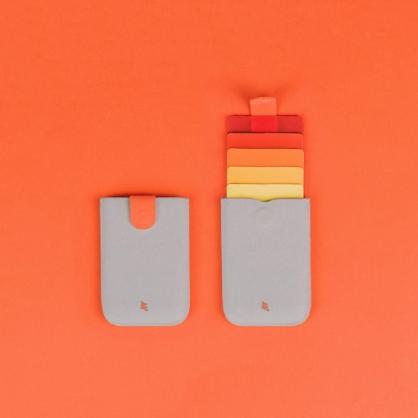 DAX V2 卡片收藏夾(橘)