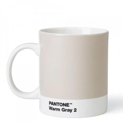 【新色】Pantone 色票馬克杯 2C 淡暖灰